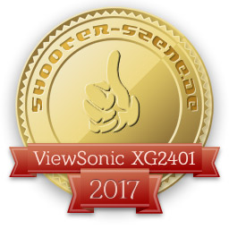 Review: XG2401 ViewSonic Monitor