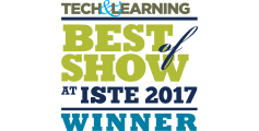 ISTE 2017 Best of Show Awards