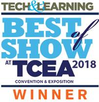 The ViewSonic ViewBoard IFP6550 is a TCEA Best of Show Winning product.